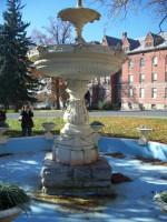 Shippensburg Fountain 11-9-11 (13)
