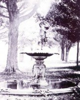 Original Sherburne Fountain