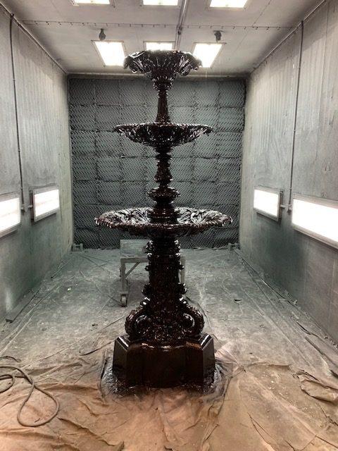 Unique Fountain