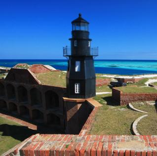 Tortugas Harbor Lighthouse